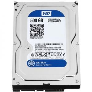 "Жесткий диск 3.5"" 500Gb Western Digital WD5000AAKX-FR"