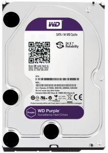 Жесткий диск 3.5' 3TB Western Digital Purple WD30PURX