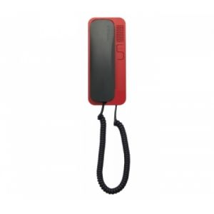 Аудиотрубка Cyfral SMART-U (GRAPHITE RED)